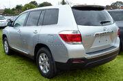 2010 Toyota Kluger (GSU40R MY11) KX-R wagon 02