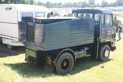 Foden ballast truck PNP 365T & Detroit Diesel GeneratorIMG 1459