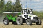 Metalfor Araus 1050 DTA MFWD tractor - 2013