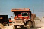 A 1983 Heathfield DE50 Diesel Dumptruck