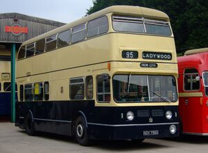 Birmingham City Transport No. 3796