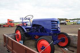 OTA tractor at NVTR 2012 IMG 3414