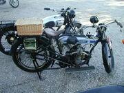 Douglas motorcycle