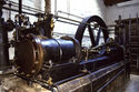 Stott Park Bobbin Mill Steam Engine