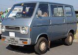 SuzukiCarry5thvan