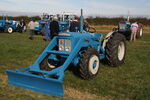 Roadless 2710 super dexta 391 TUO with Horn-draulic loader at Roadless 90 - IMG 2939