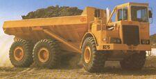 1980s DJB D275 6X6 ADT Diesel