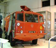 Alvis fire-engine