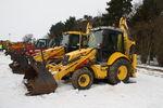 New Holland LB110.B backhoe loader - IMG 4346