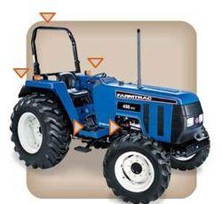 FarmTrac 450 DTC MFWD-2004