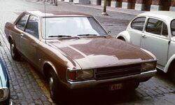Ford Granada Consul 2 door sedan