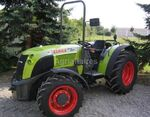 Claas Nectis 257 F MFWD - 2009