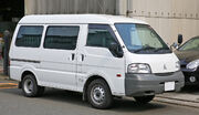 Mitsubishi Delica Van 001
