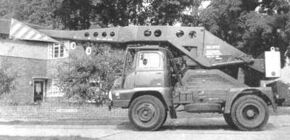1962 Taylor-Jumbo Mobilecrane Diesel