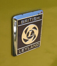 British Leyland Badge 2
