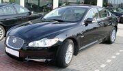 Jaguar XF front 20080731