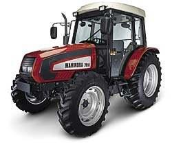 Mahindra 7010 MFWD-2005