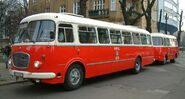 Jelcz 043 and P01 Poznań RB1
