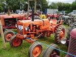 Allis-Chalmers D-270 Perkins at Bromyard 08 - P7060178