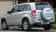 2008-2010 Suzuki Grand Vitara (JT) Prestige wagon 01
