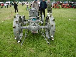 Ferguson Brown rear linkage