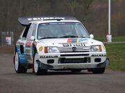 Peugeot 205 Turbo 16 - Race Retro 2008 01
