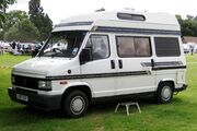 Fiat Ducato based motor home first reg March 1992 1971cc