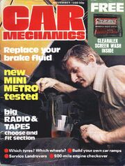 Car Mechanics magazine November 1980