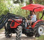 Case IH Maxxfarm 60 MFWD-2010