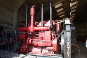 Caterpillar Sixty Atlas imperial diesel engine - IMG 6058