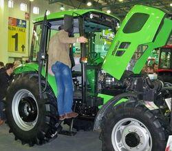 Tümosan MFWD (green) - 2010