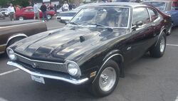 Ford Maverick Coupe (Orange Julep '10)