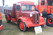 Austin K2 dropdise truck reg BUJ 774 at NMM - IMG 2814