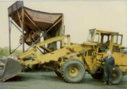 A 1970s Weatherill 42B loader