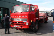 Leyland Clydesdale (HVN249V) at Exelby services 2013 - IMG 1977