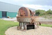 Pan crusher-grinder at bBelleek - IMG 2068