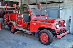 Fire-patrol