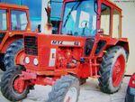 Pronar MTZ 82 MFWD (red)