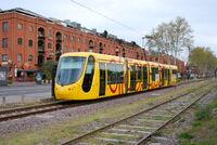 Tranvía del Este (Buenos Aires, septiembre 2008)
