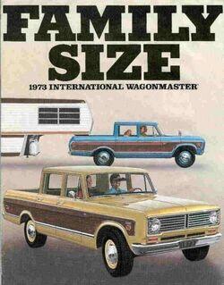IH Wagonmaster ad - 1973