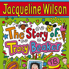 The latest cover of the Story of Tracy Beaker (2013)