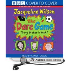 An BBC cover for The Dare Game.