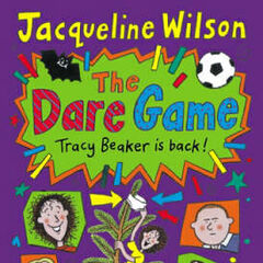 The original cover for the Dare Game (2000)