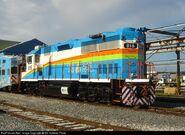 Tri-Rail GP49 Rear