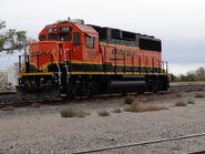 BNSF 199