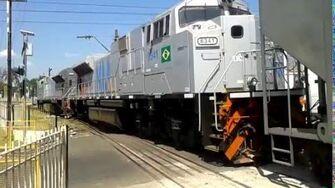 Locomotivas EMD SD 70 ACe BB e EMD SD 40-2