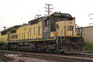 CNW C40-8C