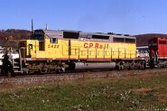 UP-painted CP SD40-2