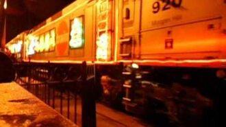 2015 Caltrain Holiday Train