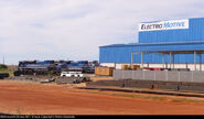EMD Brazilian Plant